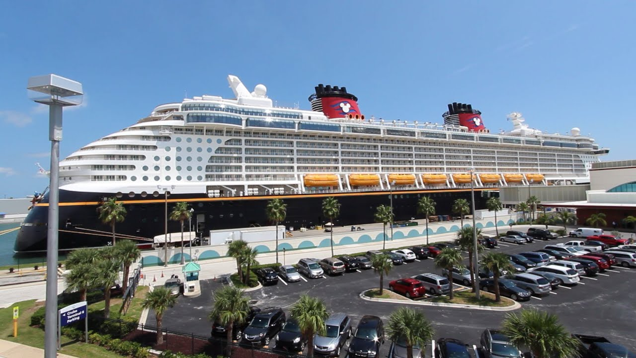 Doing Disney Tips For Arriving At Port Canaveral Youtube