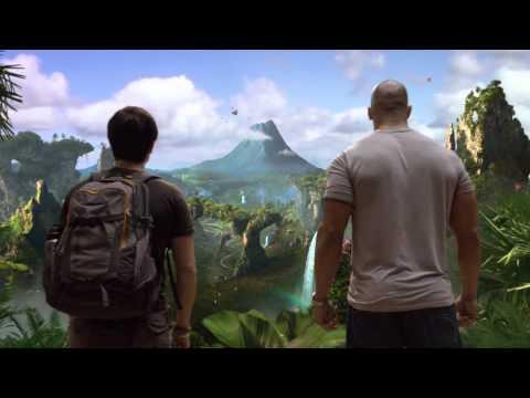Voyage au centre de la terre 2: L'ile Mystérieuse - Bande-annonce poster