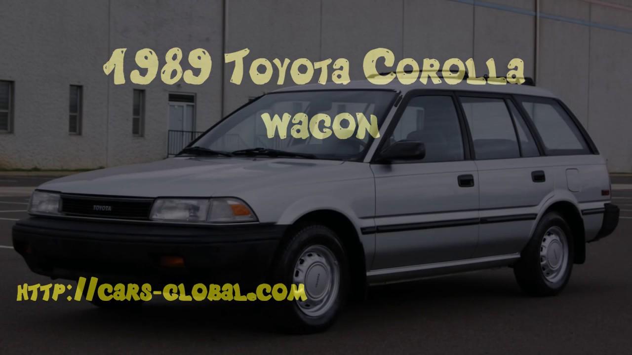 Kekurangan Toyota Corolla 1989 Spesifikasi
