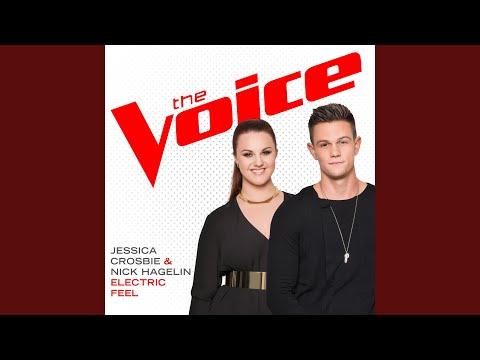 Cover Lagu Electric Feel (The Voice Performance) STAFABAND