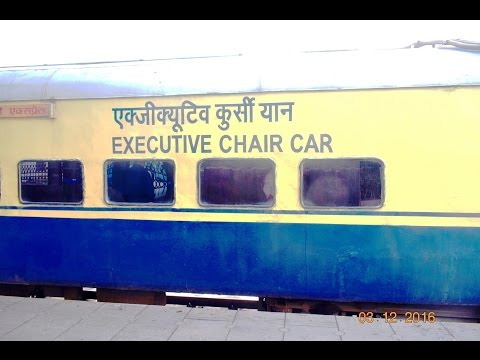Indian Railways Delhi to Amritsar to Delhi in Swarn Shatabdi Executive Class by The Tourism School