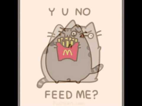 Feed Me Pusheen
