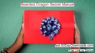 Bearded Dragon Secret Manual Review 2014 - REVIEW VIDEO AND DOWNLOAD