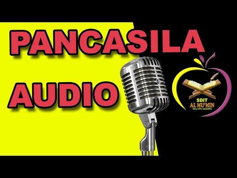 TEKS PANCASILA (audio)