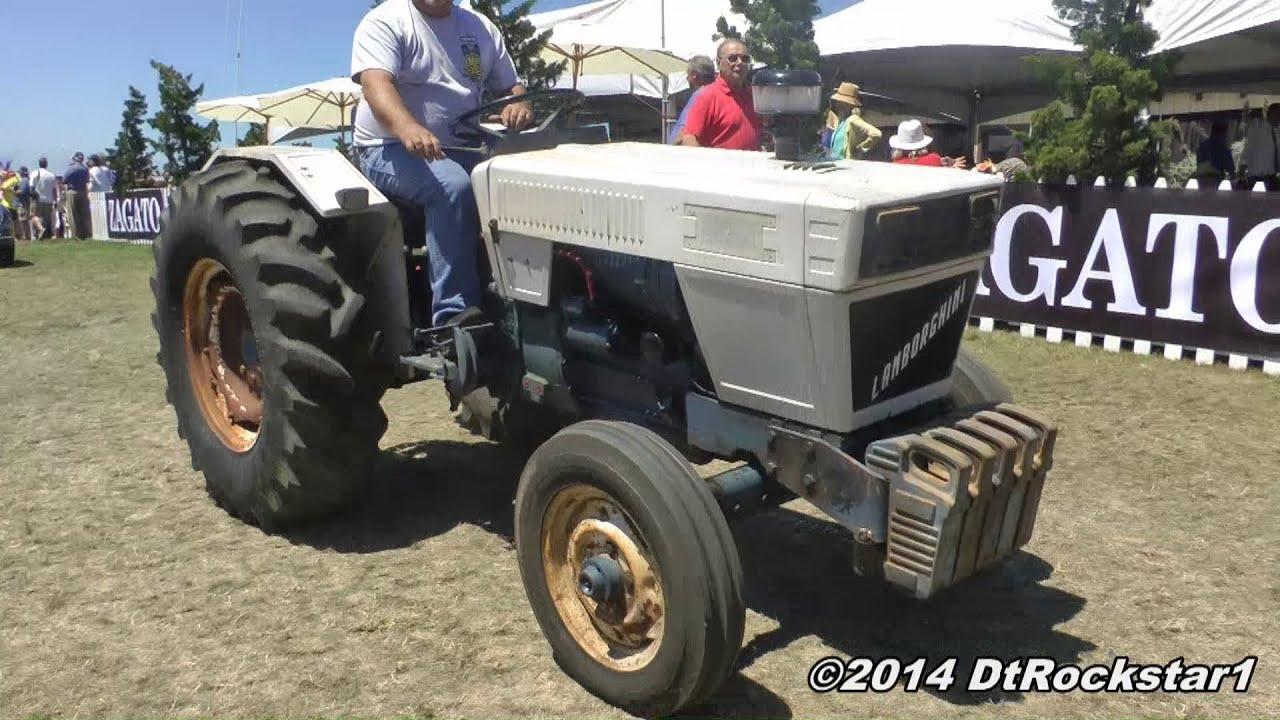 Lamborghini r485 tractor