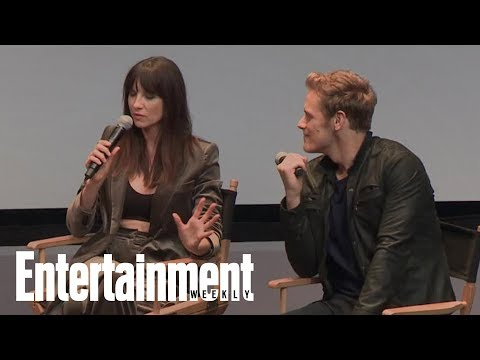 'Outlander' Stars Caitriona Balfe & Sam Heughan Spill Juicy Season 3 Details | Entertainment Weekly