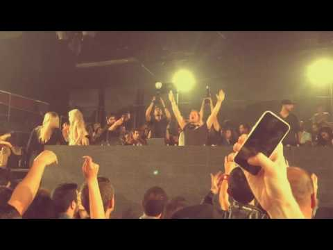 Morgan Page at Create Nightclub - Hollywood, CA