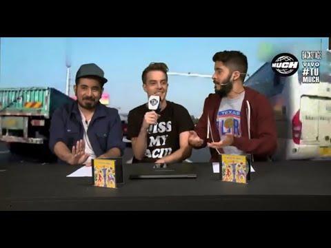 #TuMuch |10/3/16 | En vivo: La Batuta de Karneli | Invitado: Lucas Lauriente | Nahuel Briones