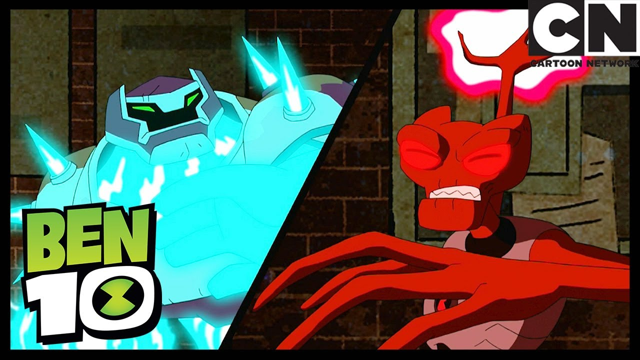 TITLE   Ben 10 em Português Brasil   Cartoon Network