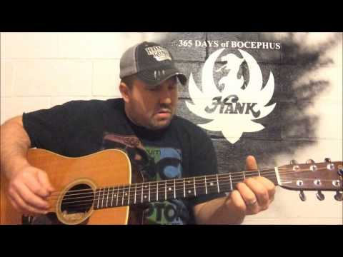 The Pressure is On - Hank Williams Jr. Cover by Faron Hamblin