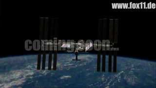 Preview: ISS Funkkontakt mit NASA Astronaut Michael E. Fossum, KF5AQG
