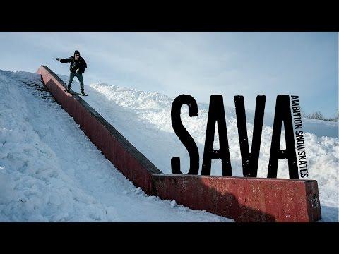 Ambition Snowskate SAVA [2015]