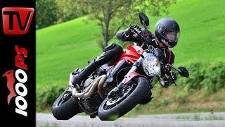 Ducati Monster 821 2014 Videos