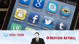 Das Geschäft mit unseren Daten | Deutsch lernen mit Videos