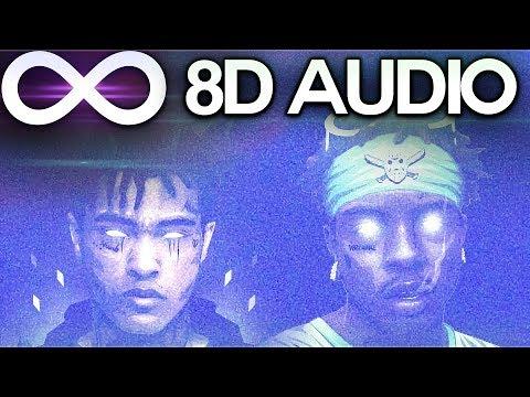 XXXTentacion, Ski Mask The Slump God - GXD DAMN 🔊8D AUDIO🔊