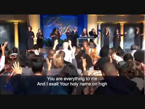 Living Word Christian Center Praise Team: Overcomer, No Other Name, We Exalt Thee & Everlasting God