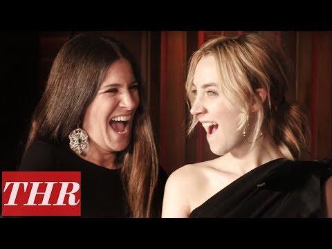 'Lady Bird' Star Saoirse Ronan & Stylist Elizabeth Saltzman | THR