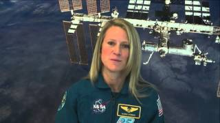 Astronaut Karen Nyberg Discusses Parenting in Advance of ISS Mission