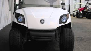 2008 Yamaha DRIVE Street Ready Gas Golf Cart