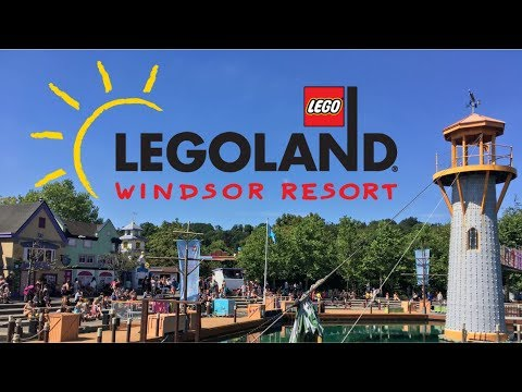 LEGOLAND Windsor Vlog August 2018