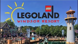 LEGOLAND Windsor Vlog August 2018