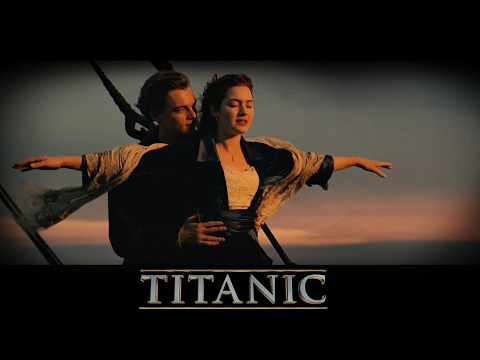 Titanic kamera arkası