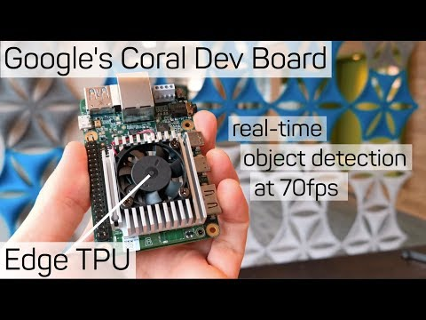 AI: Realtime Object Detection At 70fps $158 98 From Google