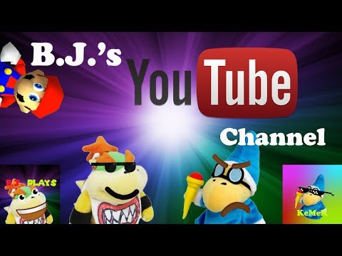 B.J.'s YouTube Channel! - TCRD