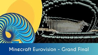 Minecraft Eurovision Song Contest 2018 - Grand Final (Official)