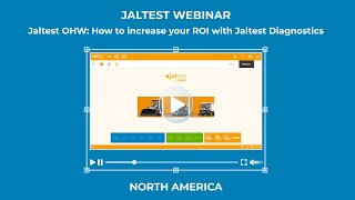 JALTEST WEBINAR | How to increase your ROI with Jaltest OHW