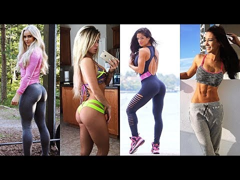MOST EXCITING | TOP 5 Best Female Physiques in The World - Fitness Motivation 2018