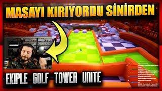 UNLOST TOWER UNITEDA ÇILDIRIP RAGE ATARAK YAYINI KAPATIYOR
