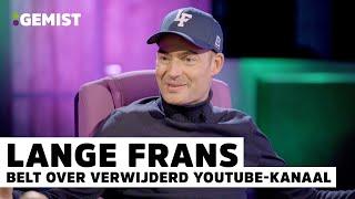 LANGE FRANS: 'UITSPRAAK over AANSLAG op RUTTE was ongelukkig' | 538 Gemist