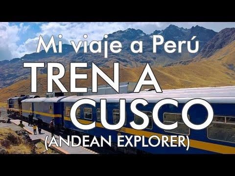 Mi viaje a Perú - 10 - Tren a Cusco (Andean Explorer)