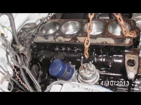 motor 4y toyota hilux