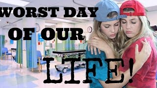 WORST DAY OF MY LIFE! HE  ALMOST DIED AT EDC!!!!! STORYTIME!
