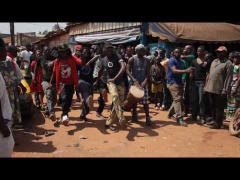 Preview: First Dance Flash Mob in Cameroon