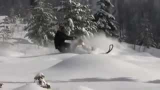 Камера на снегоходе (охоте) Казахстан.avi(Видеокамеры GOPRO В КАЗАХСТАНЕ ! Еще недавно любители экстримального спорта сетовали на то, что снимать..., 2011-11-19T07:15:30.000Z)