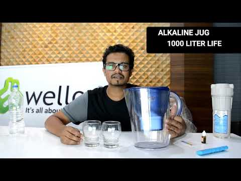 ALKALINE FITERS AND ALKALINE MEDIA OF WELLON