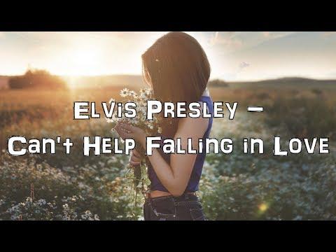 Elvis Presley - Can't Help Falling in Love [Acoustic Cover.Lyrics.Karaoke]