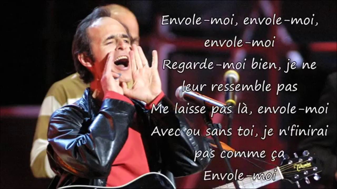 jean jacques goldman envole moi mp3