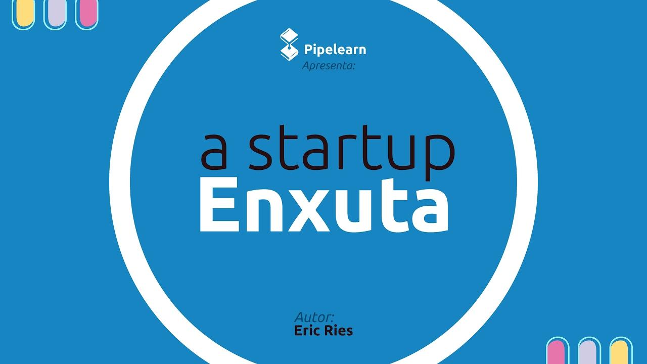 Livro  A startup enxuta   Eric Ries  resenha animada  - YouTube ecb74293d9