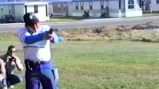 Jerry Miculek- First shooting exhibition from 1990