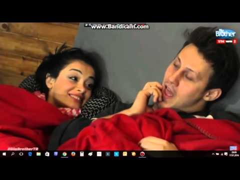 Seda ve Onur  Battaniye Altı......(+18)  Big Brother TR