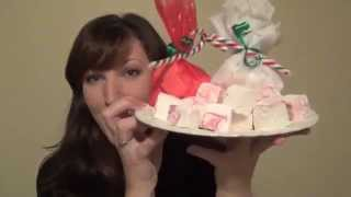 Diy Homemade Peppermint Marshmallows- Vlogmas Day 15 2013