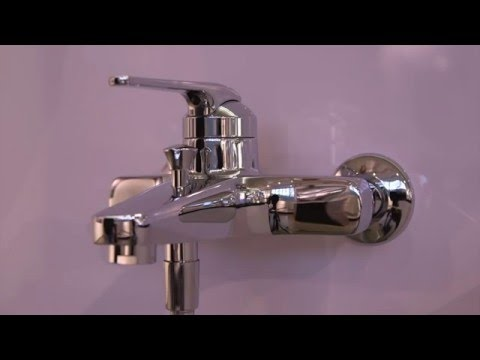 Super KWC DOMO, Wannenumsteller austauschen | Replacement diverter tub AI29