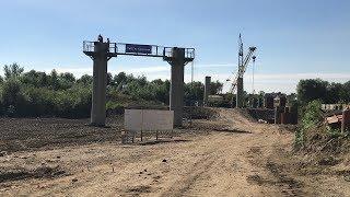 Бетонні конструкції нового Галицького моста готові на 80%