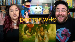 Doctor Who FLUX - Official Trailer Reaction / Review
