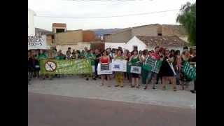 Cacerolada el 25 de junio en Socovos