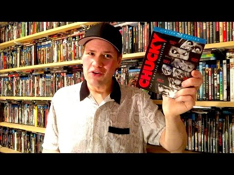 My Most Watched Horror Films : My Dvd Collection Series